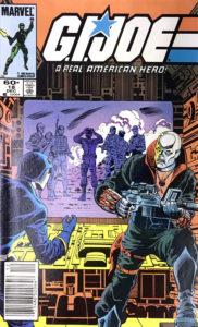 G.I. Joe – A Real American Hero nº 18 | Destro Returns!